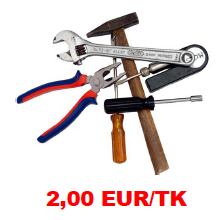 Kõik asjad 2 EUR/TK