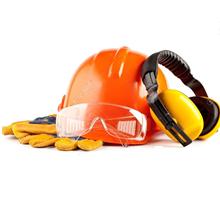 Kaitsevarustus ja tööriided